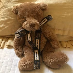 Burberry Collectible Teddy Bear 2010 Series